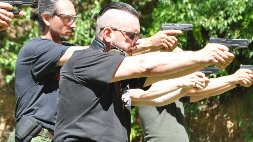 SPECTAR Combat Shooting – Pistol lvl.1