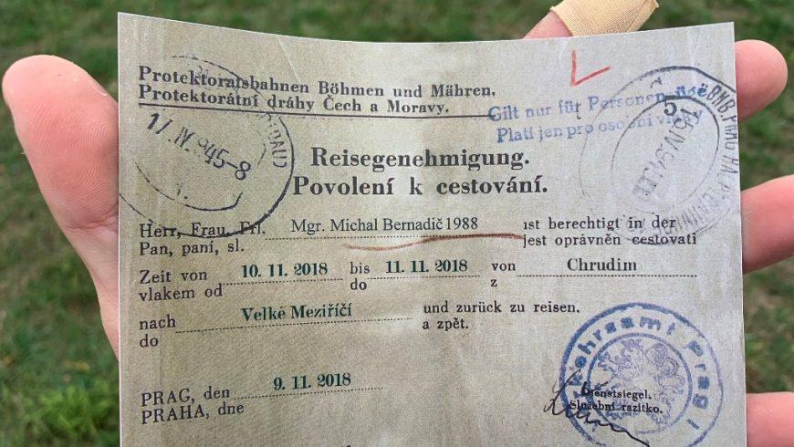 Memoriál československých parašutistov 2018
