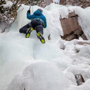 Kurz lezenia ľadopádov BASIC