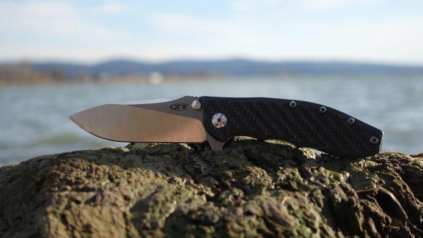 Zero Tolerance  ZT0562CF – Veľké meno, skutočne veľkého noža?