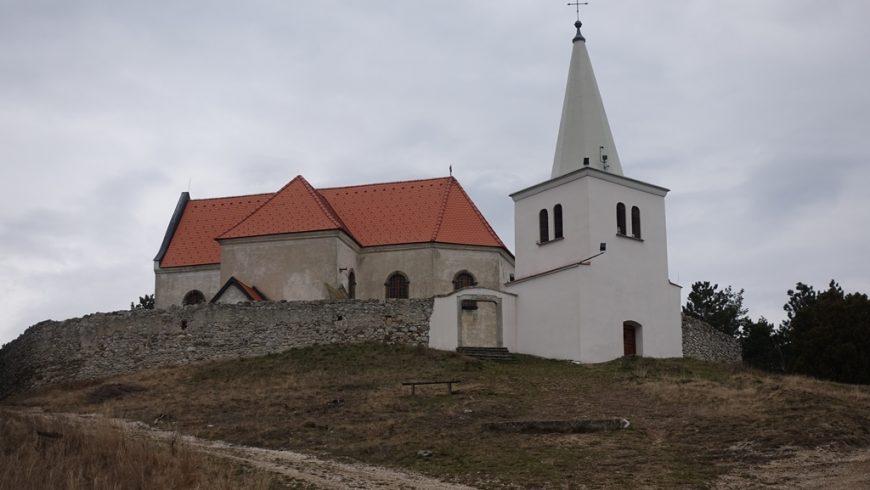 Kostol sv. Michala Archanjela v Lančári