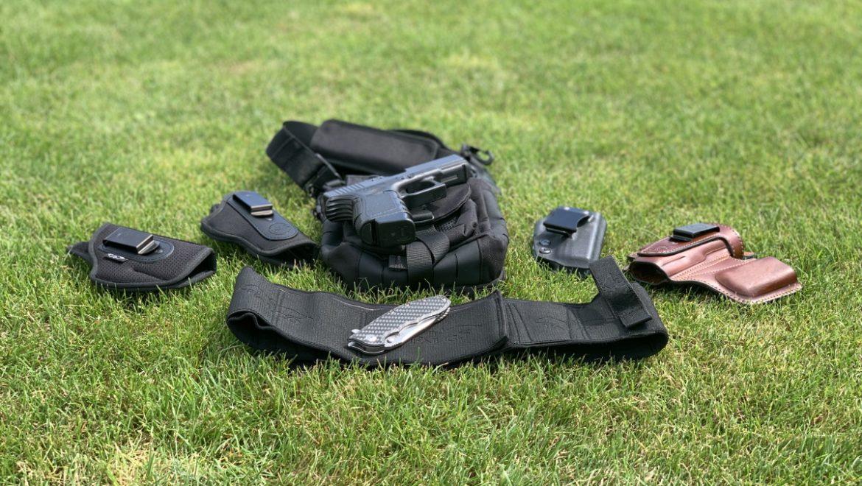 SKRYTÉ NOSENIE… CCW alebo Concealed – Carry – Weapon  (4. ČASŤ)