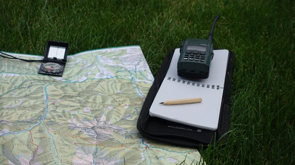 Aby ste sa v lese nestratili… Čo je nevyhnuté vedieť pre správnu orientáciu v teréne (1.časť)